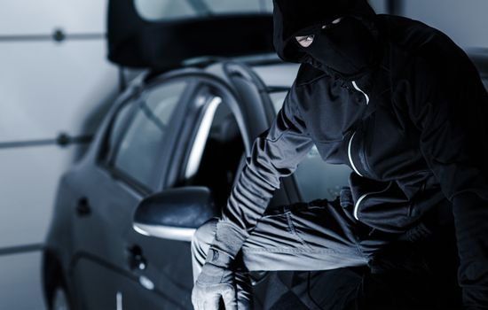 Satisfied Car Theft