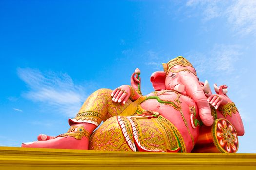 Ganesha, Hindu God and the god of success
