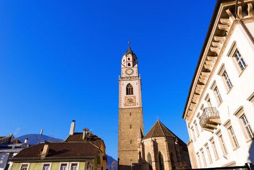 Cathedral of San Nicolo - Merano Italy