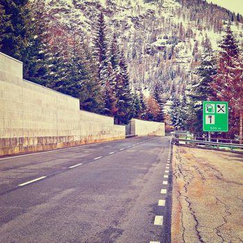 Saint Bernard Pass