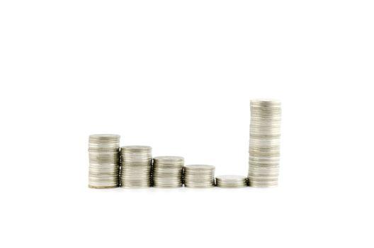 silver coin