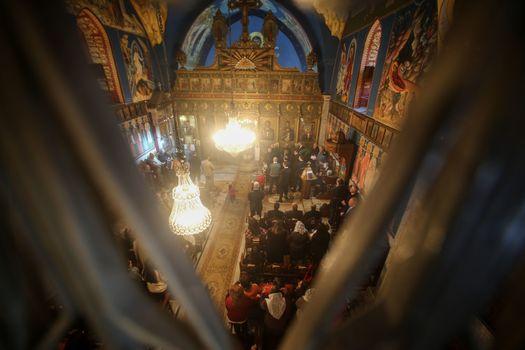 GAZA - RELIGION - CHRISTMAS