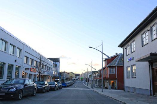 Gate i Brønnøysund