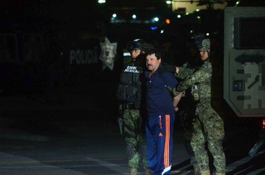 MEXICO - CRIME - EL CHAPO