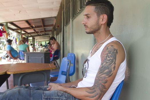 COSTA RICA - CUBA - MIGRANTS - MIGRATION