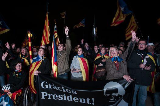 SPAIN - CATALONIA - PRESIDENT - POLITICS