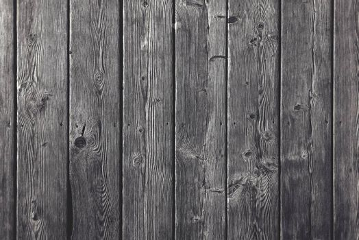 Top view of old wood planks surface as rustic wooden board texture