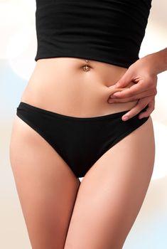 belly fat calories diet