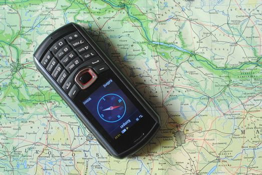 Preparing for the trip - maps and navigation