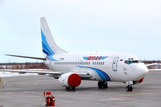 Yamal Airlines Boeing 737
