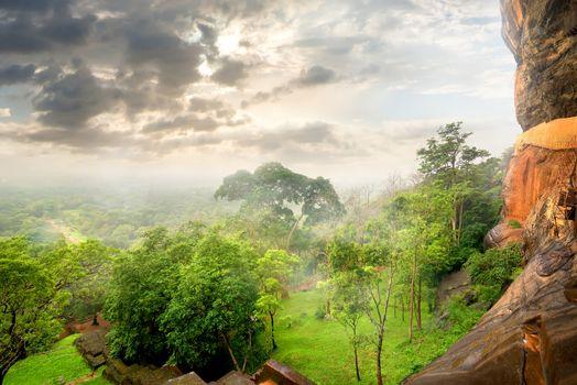 Park on Sigiriya
