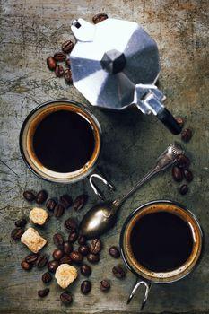 Coffee and Espresso maker