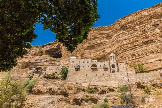 Monastery of St. George Israel