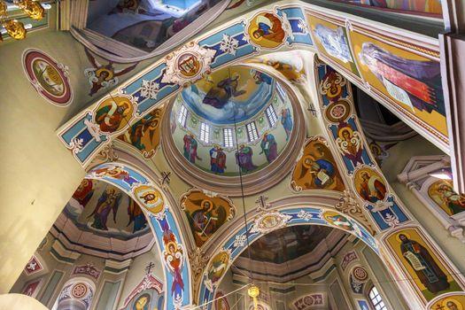 Dome Saint George Cathedral Kiev Ukraine