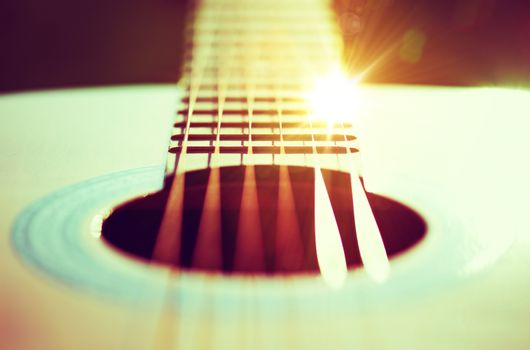 Guitar Strings Concept