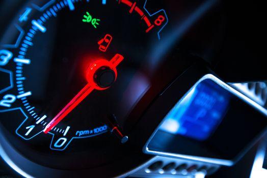 Digital Car Dashboard