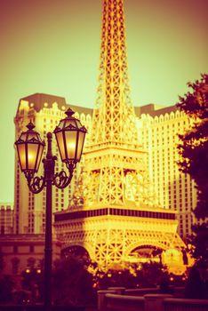 Vintage Vegas Lantern Lighting