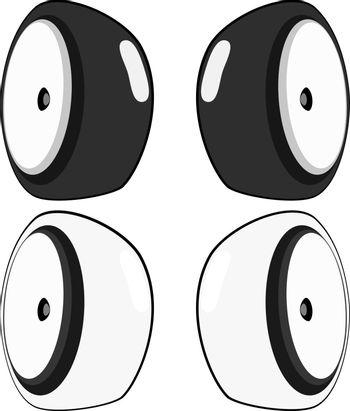 Speaker flat icon sound audio concept illustration