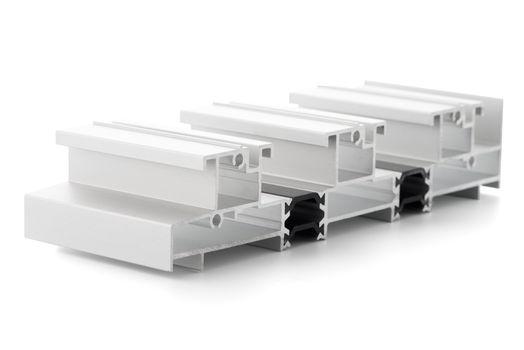 Aluminum profile accessory