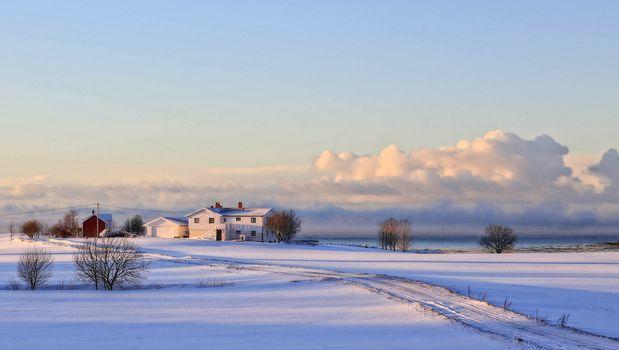 Vinter i nord