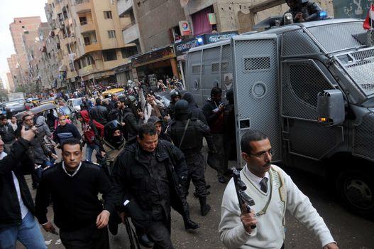 EGYPT - CAIRO - SECURITY