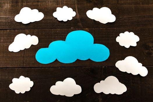 Clouding Illustration