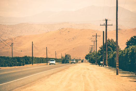 California Country Highway