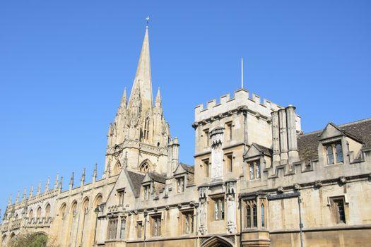 Brasenose College Oxford High Street UK