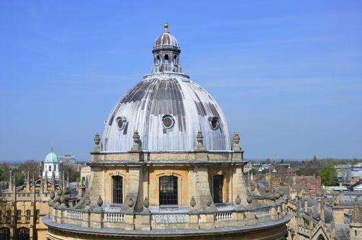 Dome of Oxford Camera