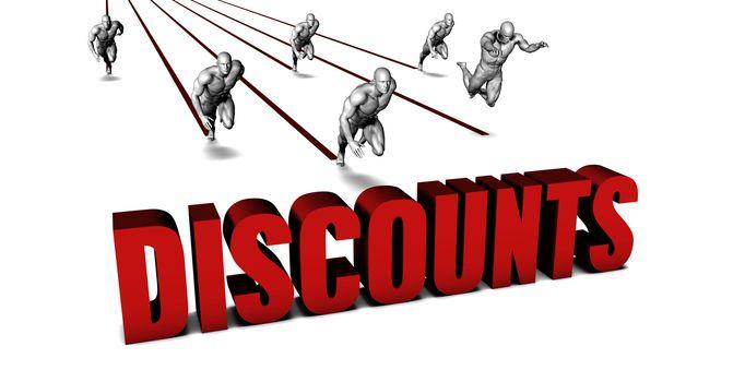 More Discounts