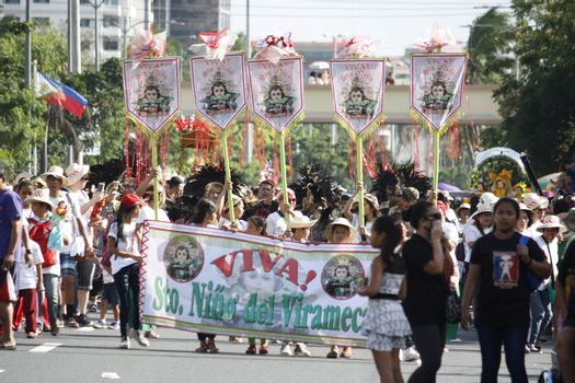 PHILIPPINES - MANILA - PARADE