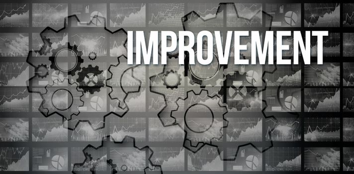 Improvement against turning cogs