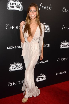 "Kara Del Toro at ""The Choice"" Special Screening, Arclight, Hollywood, CA 02-01-16/ImageCollect"