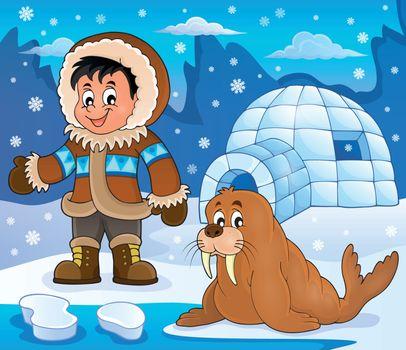 Arctic theme image 3