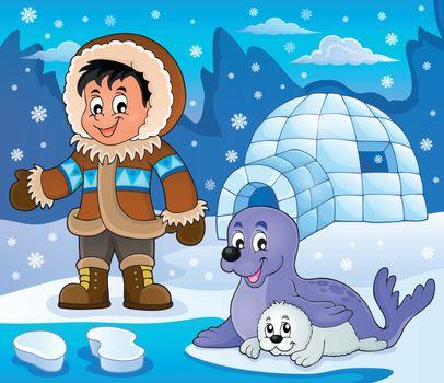Arctic theme image 5