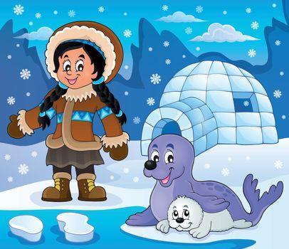 Arctic theme image 6