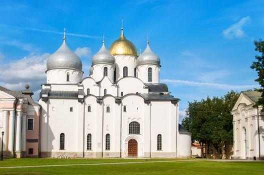 St. Sophia cathedral in Kremlin