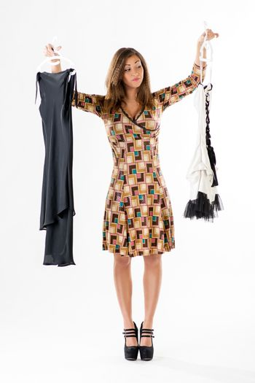 Choosing Dresses