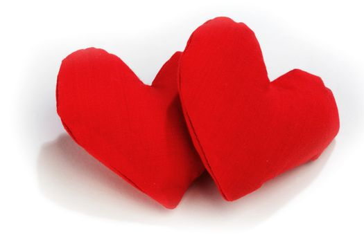 Textile hearts