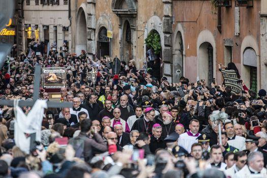 ITALY - VATICAN - JUBILEE OF MERCY
