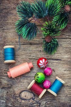 preparation for Christmas
