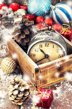 Postcard Christmas time
