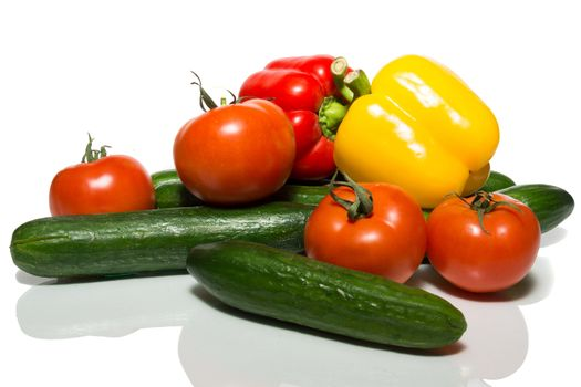 The photo shows the vegetable on a white background
