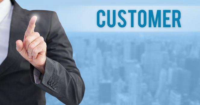 Customer against new york