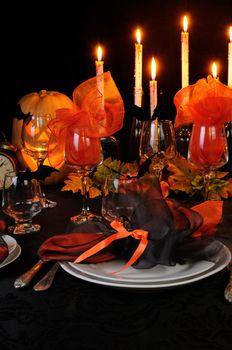 Tableware Halloween