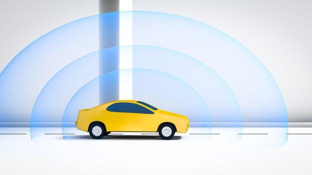 connected automotive car