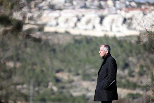 WEST BANK-BEIT JALA-WALL-ISRAEL