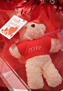 Bear Loving cute gift - Vlentine day