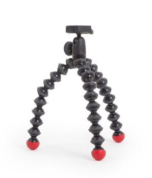 Flexible tripod isolated