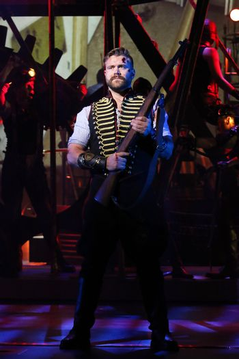 UK - ENTERTAINMENT - WAR OF THE WORLDS